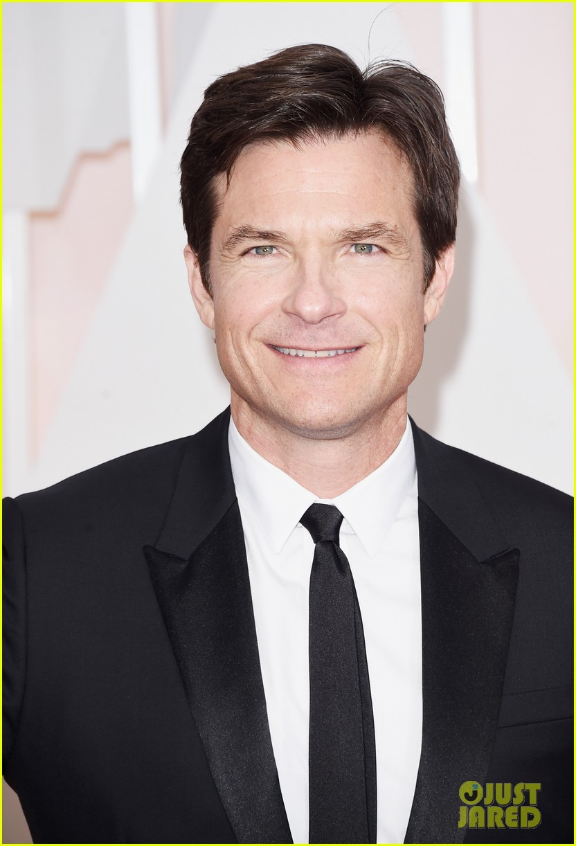 Jason Bateman Celebrates Two Emmy Nods With Wife At Ozark: Jason Bateman Brings Wife Amanda Anka To Oscars 2015