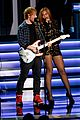 beyonce performs with ed sheeran at stevie wonder tribute 03