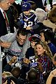 gisele bundchen tom brady celebrate patriots super bowl win 10