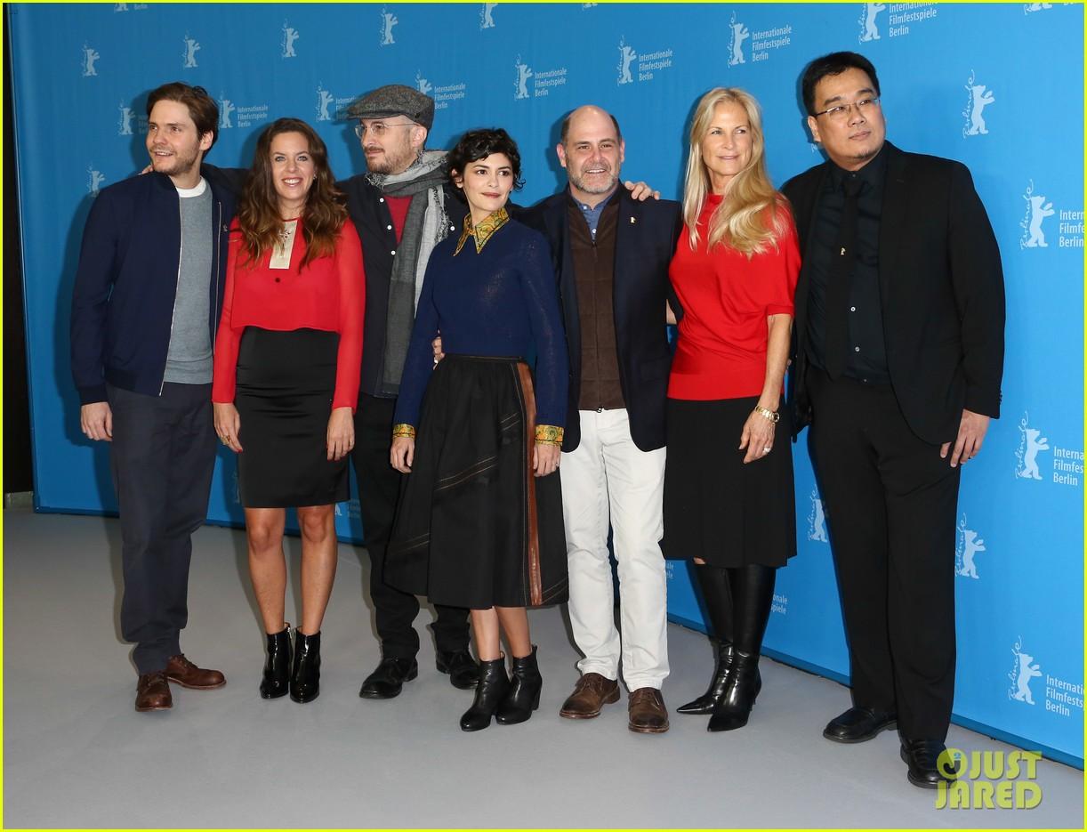 daniel bruhl audrey tautou join jury members at berlin festival 013296290