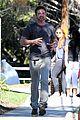 Photo 16 of Gerard Butler Shows Off His Pecs During a Jog