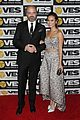 jamie chung karine vanasse get glam to present at the visual effects society 02