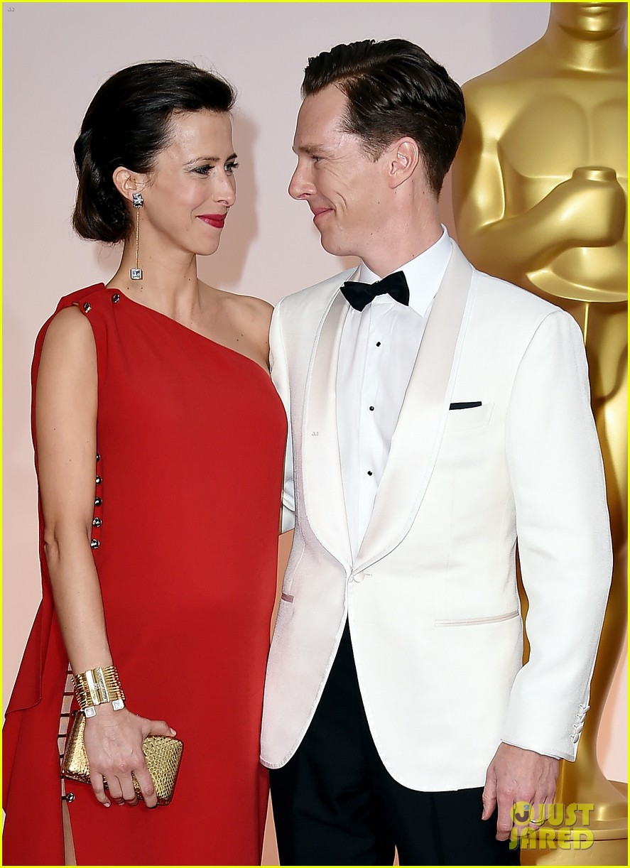 full sized photo of benedict cumberbatch wife sophie