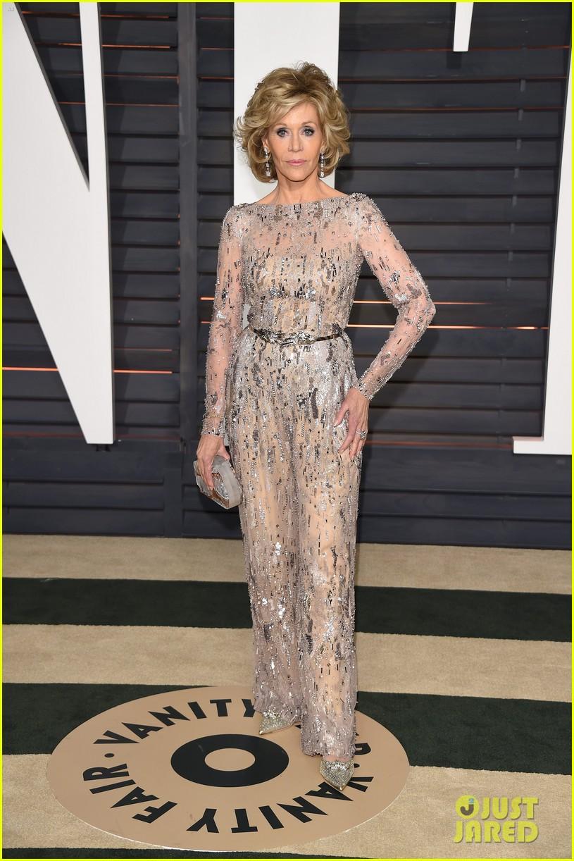 Jane Fonda Looks Amazing At Age 77 See Her Oscars 2015