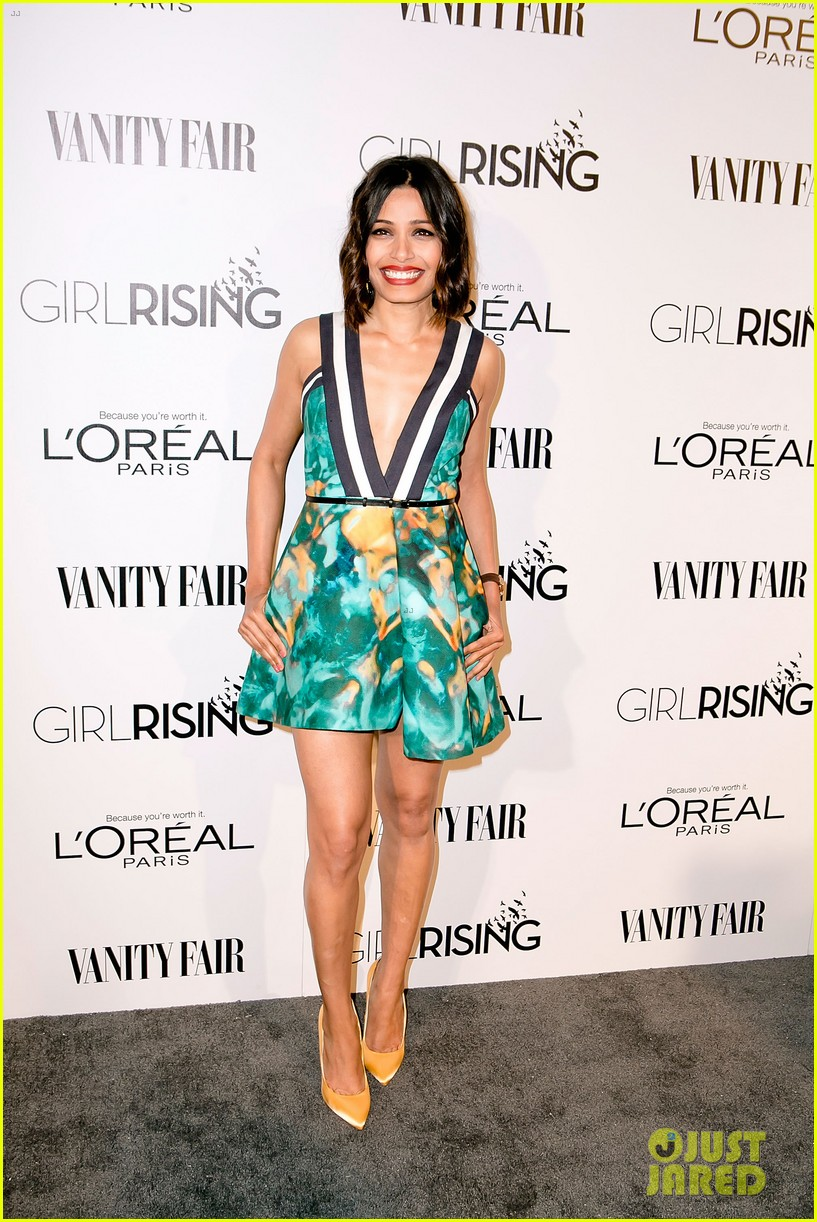 Freida Pinto & Ex Dev Patel Are Still 'Incredibly Close' After Split Freida Pinto