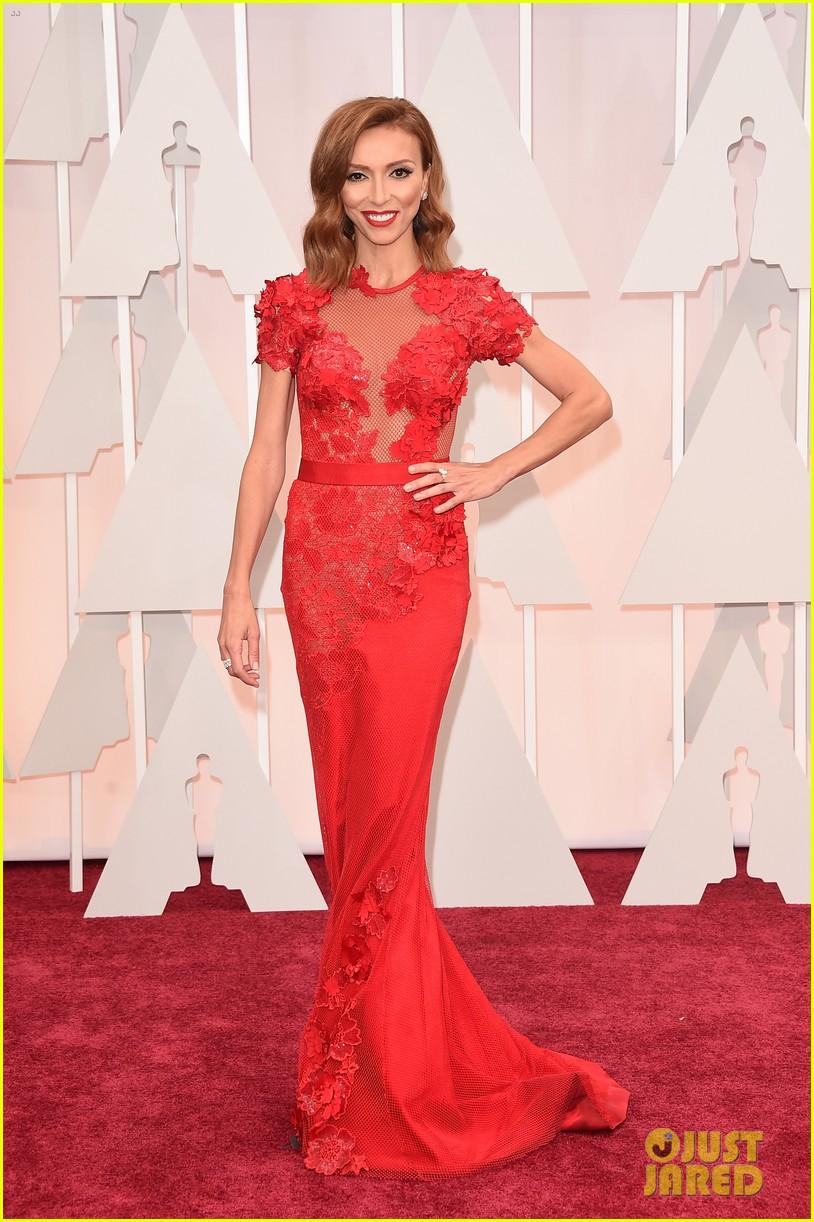 Фото платья красной дорожке