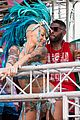 amber rose dances without care after khloe kardashian feud 01