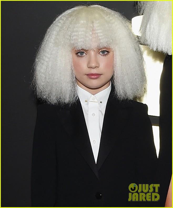 Red Carpet Chandelier: Sia Grammy For Pinterest