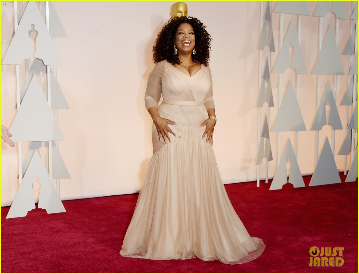 Full Sized Photo Of Oprah Winfrey Gayle King Oscars 2015 07 Photo 3310886 Just Jared