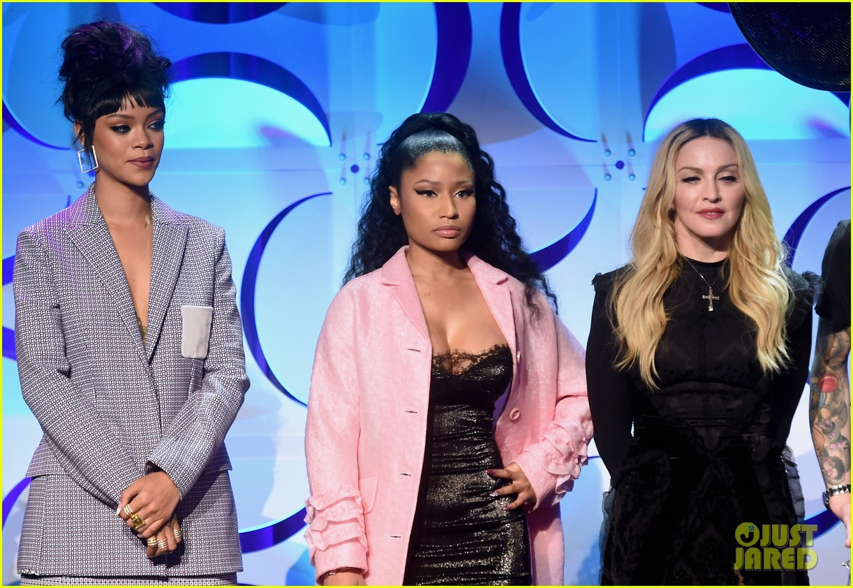 beyonce rihanna nicki minaj more join forces to launch tidal 043337212