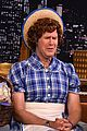 will ferrell transforms into little debbie for tonight show 01