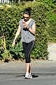 mila kunis ashton kutcher have a day out with baby wyatt 09