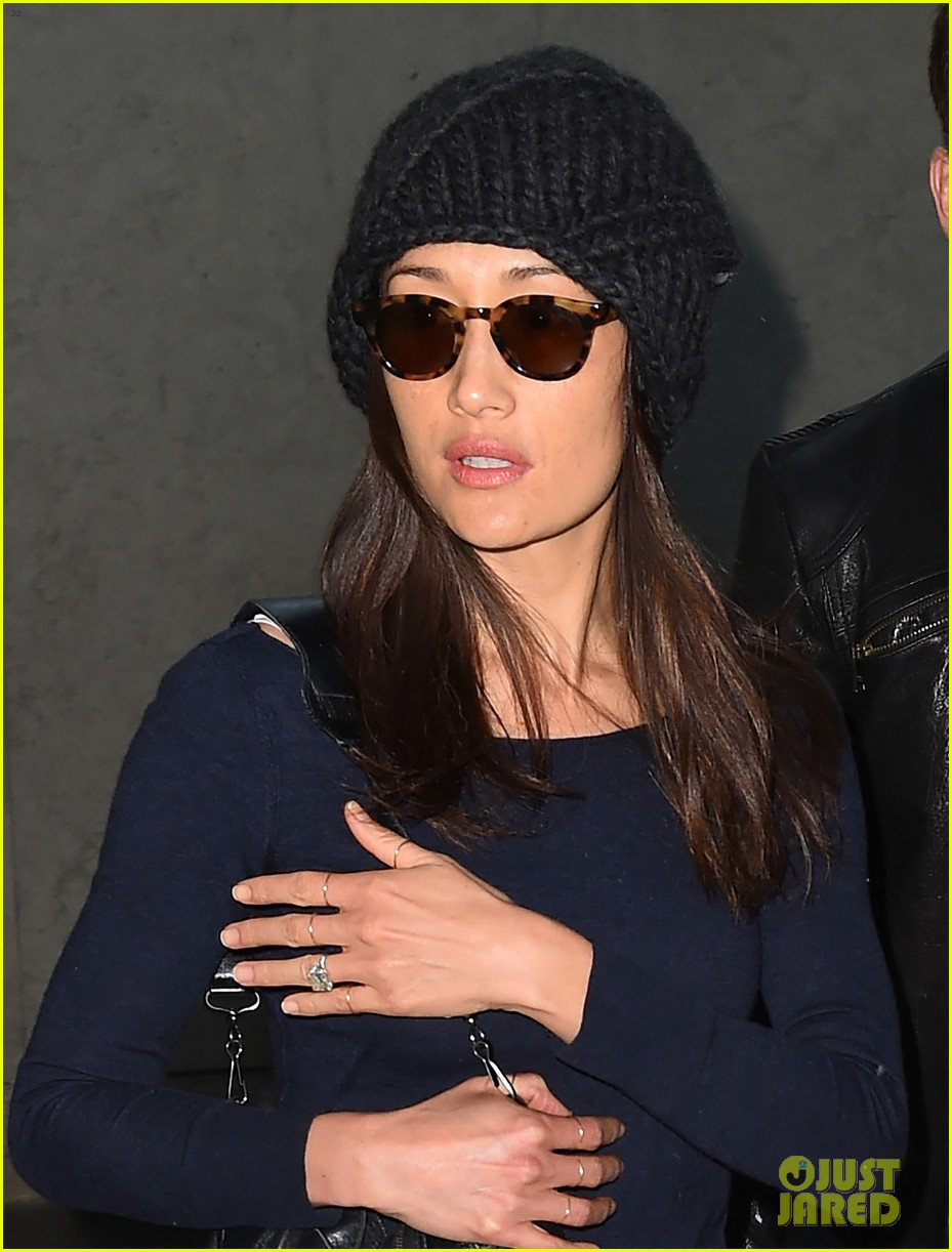 Maggie Q Amp Dylan Mcdermott Are Fishing For Wedding Dates