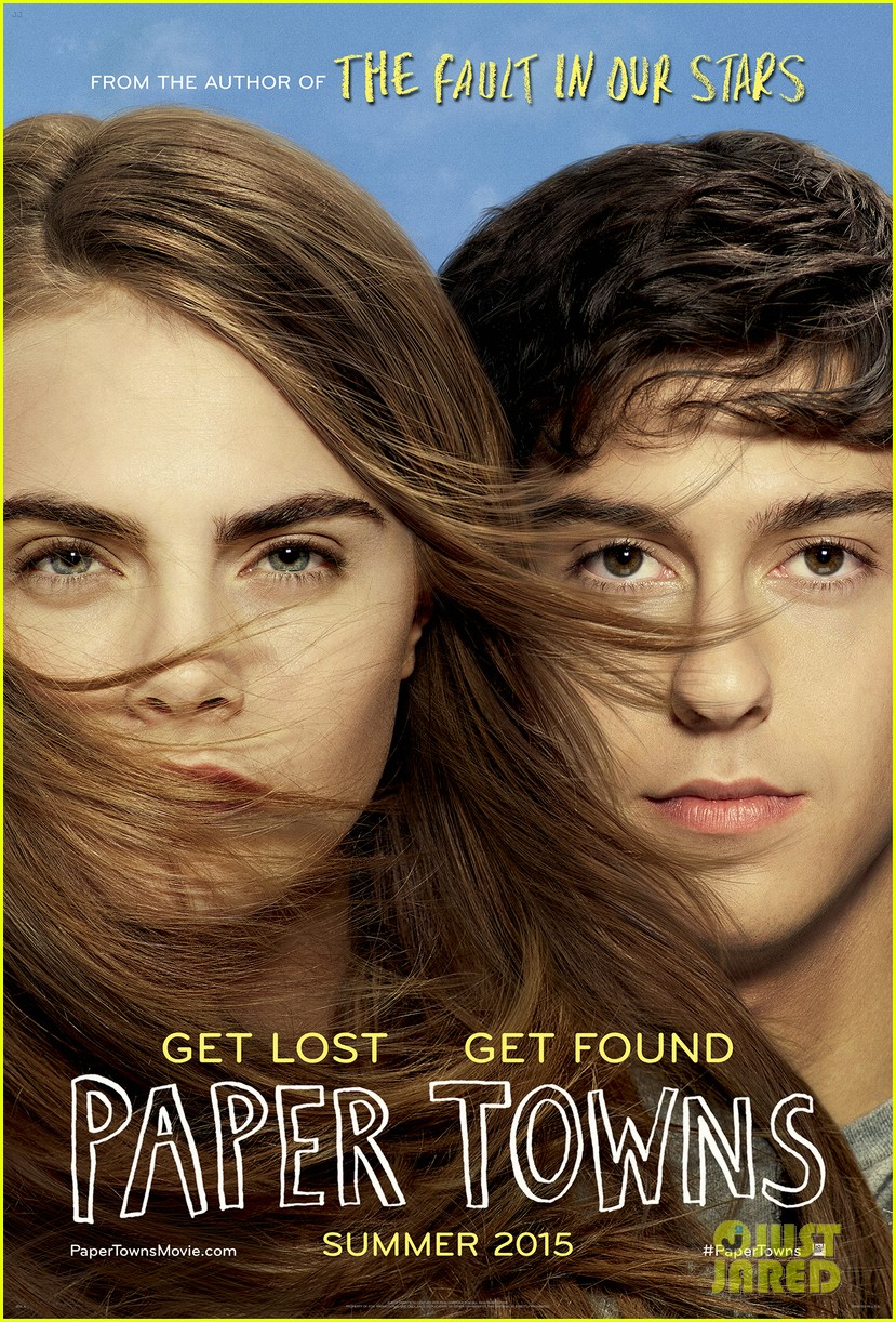 paper towns official poster 013324026