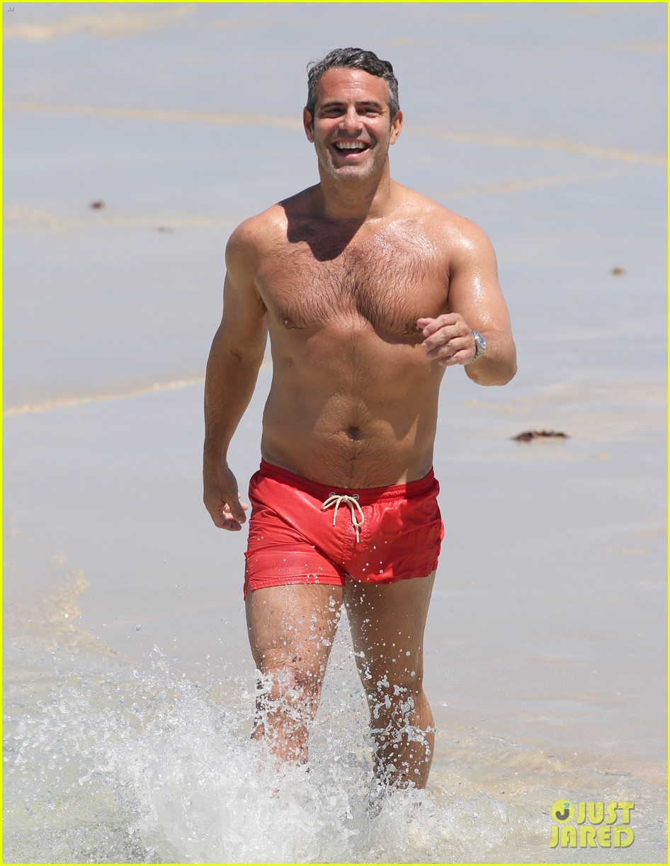 andy cohen young