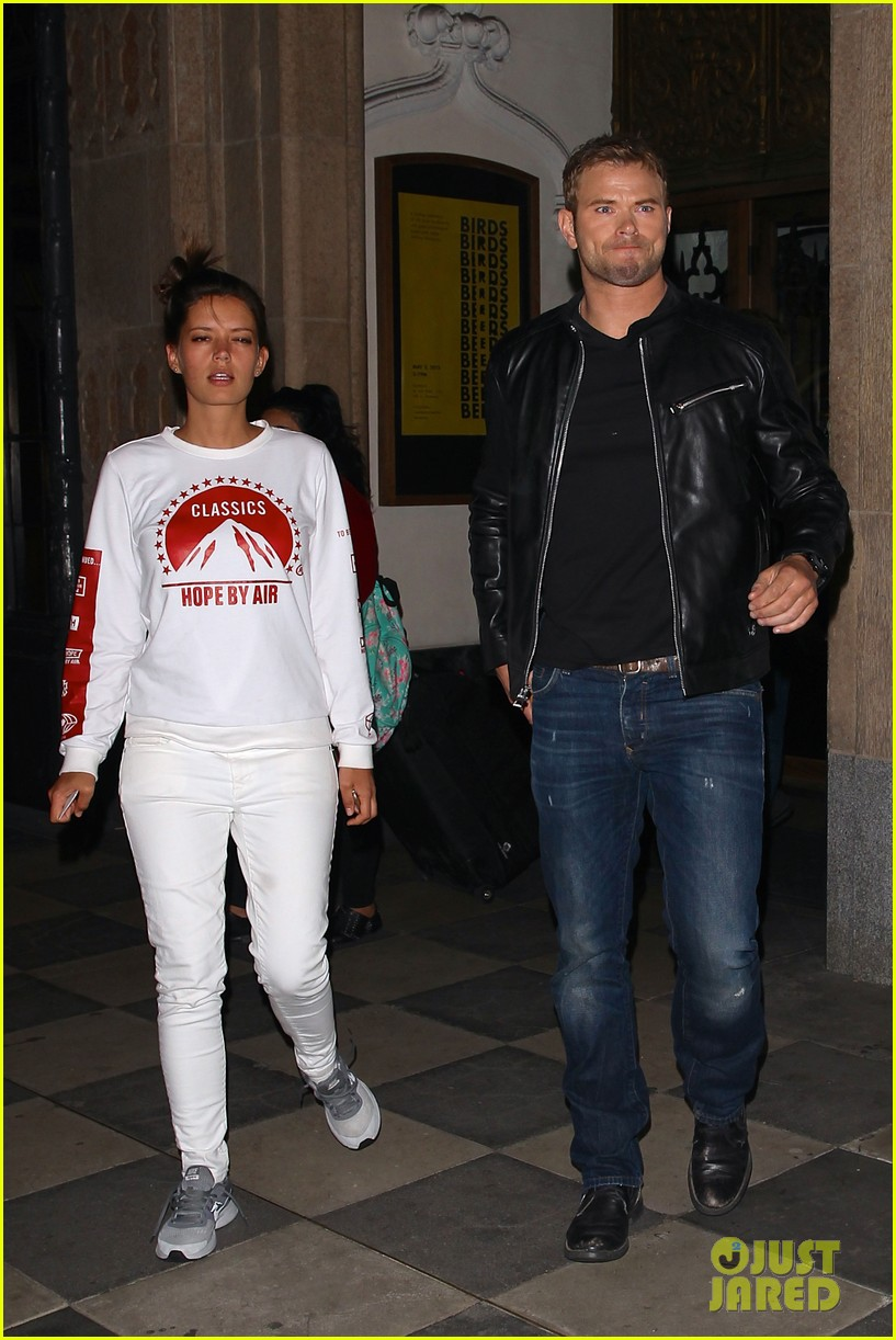 Ashley Greene And Kellan Lutz 2015