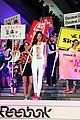 miranda kerr leads parade in tokyo for reebok skyscape 04