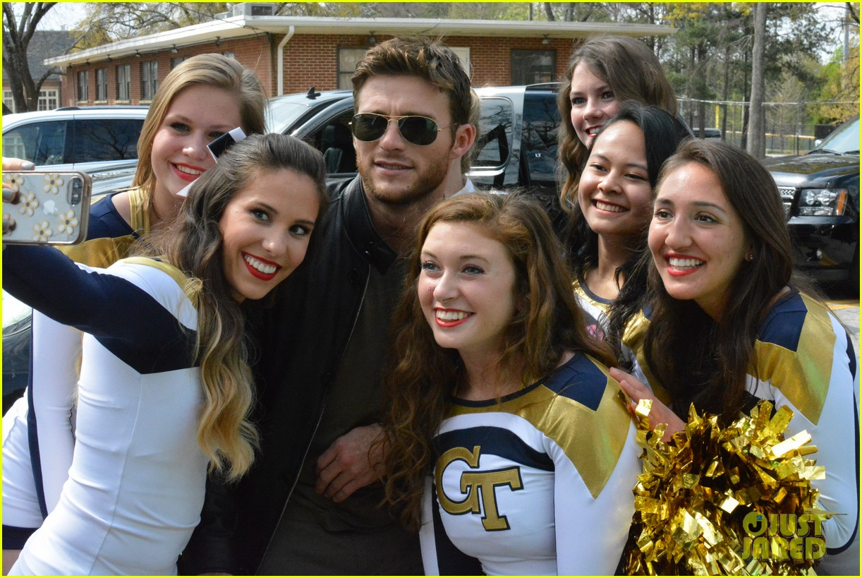 scott eastwood total sweetheart georgia tech 153338328