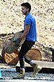 shia labeouf channels inner lumberjack 13