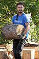 shia labeouf channels inner lumberjack 15