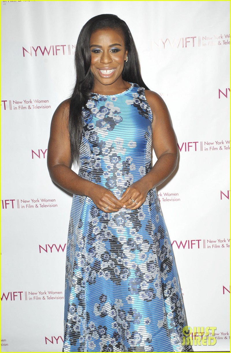 uzo aduba oitnb cast honor makeup hair costume designers 023380883