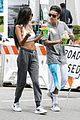 justin bieber hangs with model jayde pierce 09