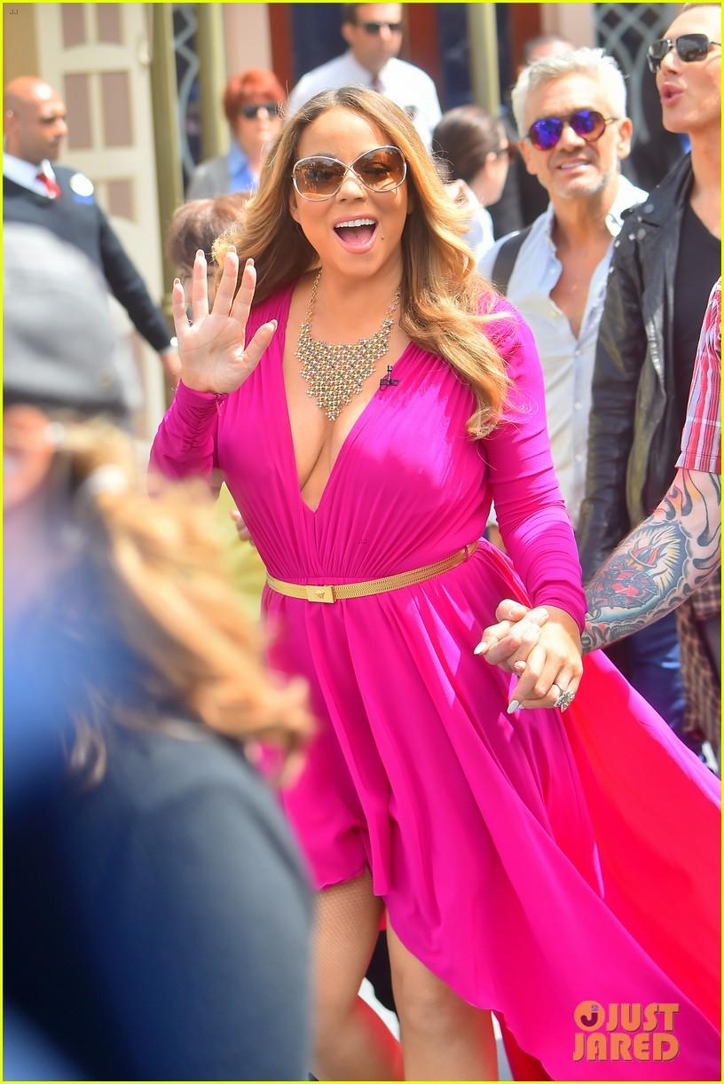 Mariah Carey Gets Las Vegas Advice From Celine Dion: Photo 3375777 ...