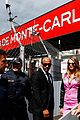 cara delevingne hangs with cristiano ronaldo at grand prix 12
