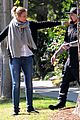 cameron diaz benji madden hang with drew barrymore 13
