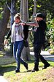 cameron diaz benji madden hang with drew barrymore 25