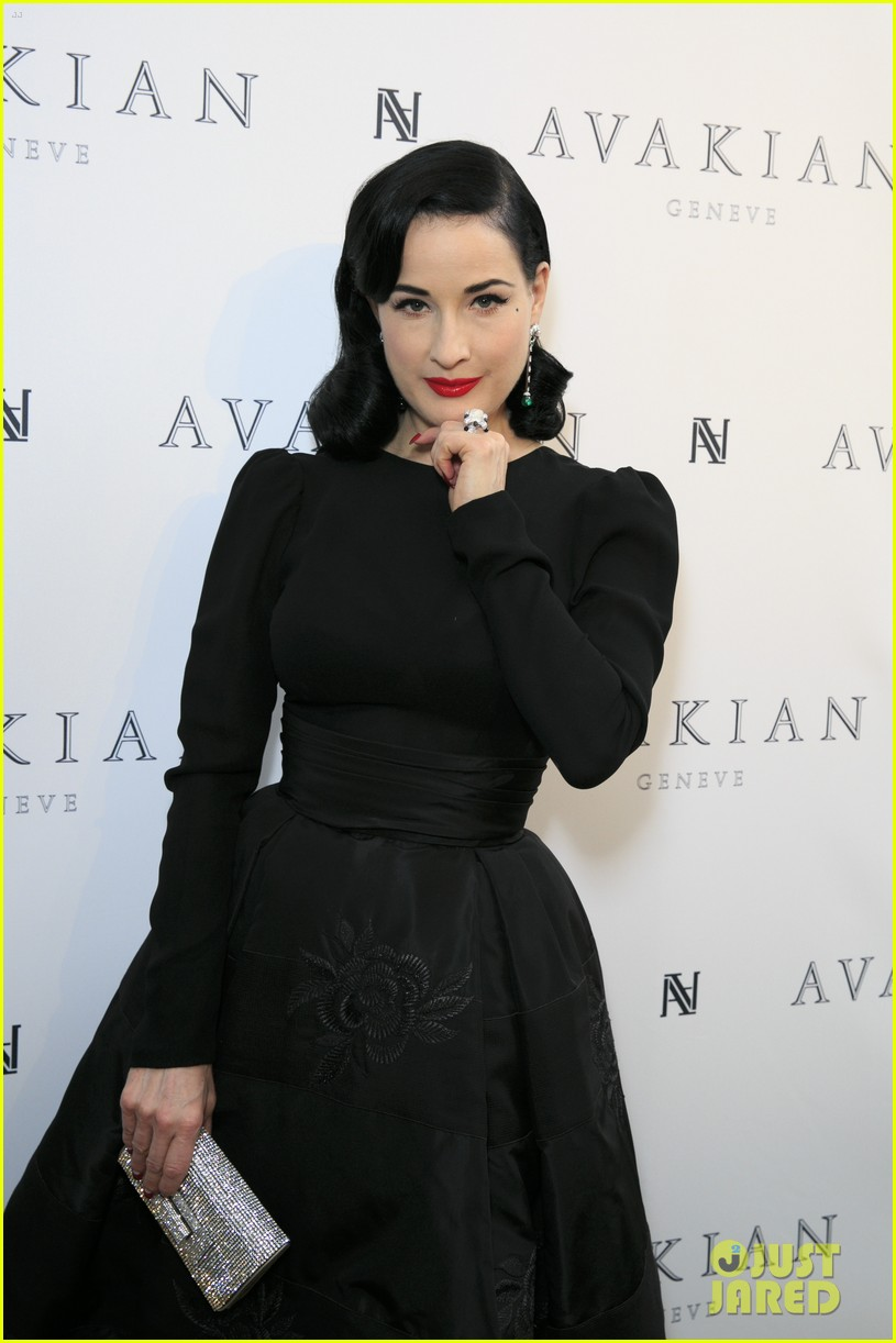 dita von teese closes out cannes film festival 013377537