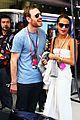 michael fassbender alicia vikander couple up at f1 grand prix 04