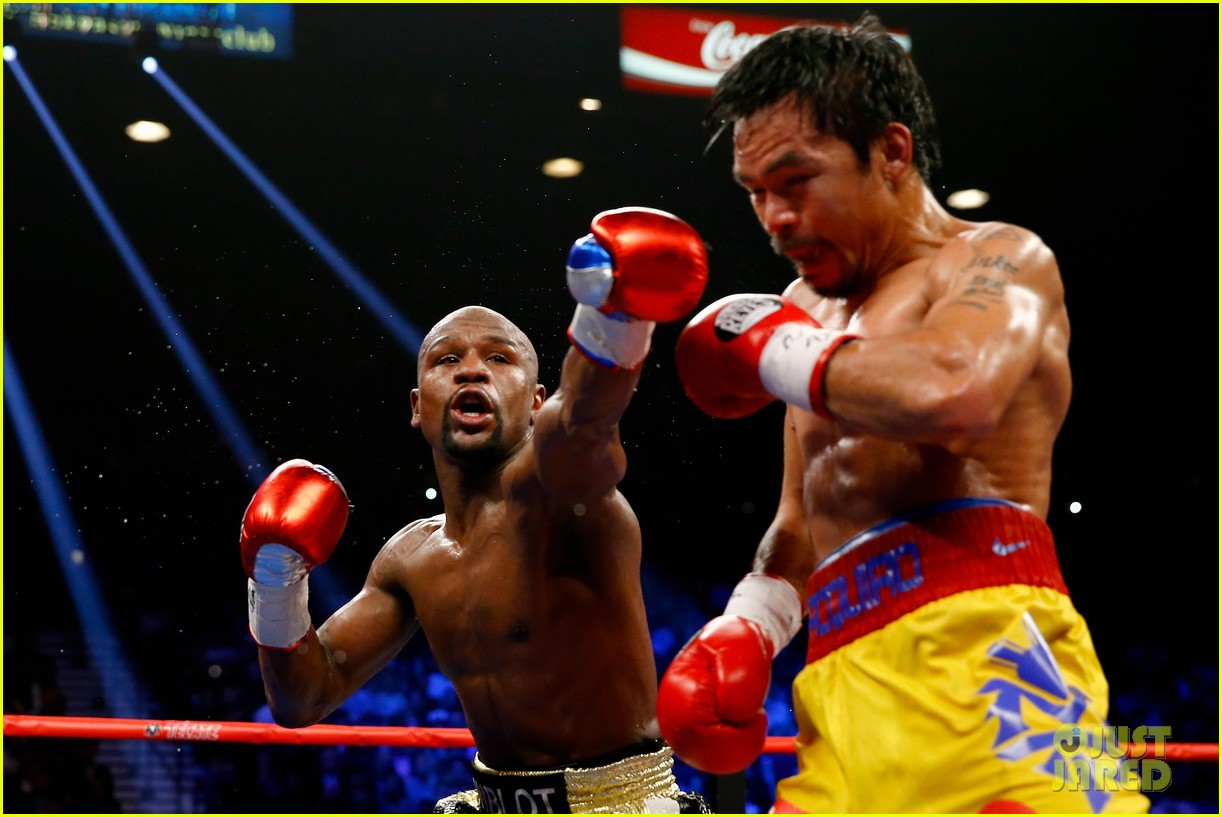 celebrities were not impressed by mayweather v pacquiao fight 163361127