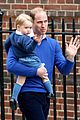 prince george visits his baby sister for the first time 02