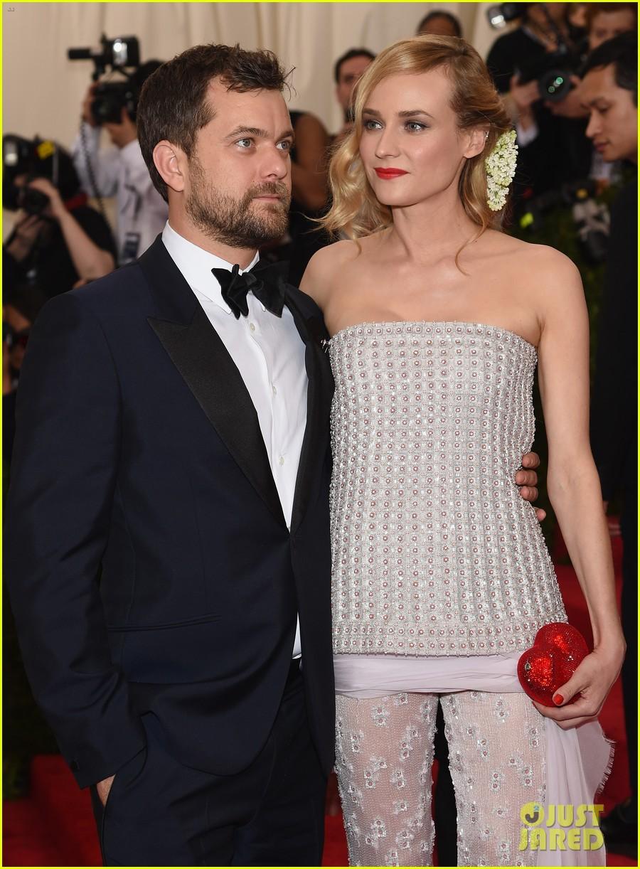 Joshua Jackson & Diane Kruger Are the Perfect Met Gala ...