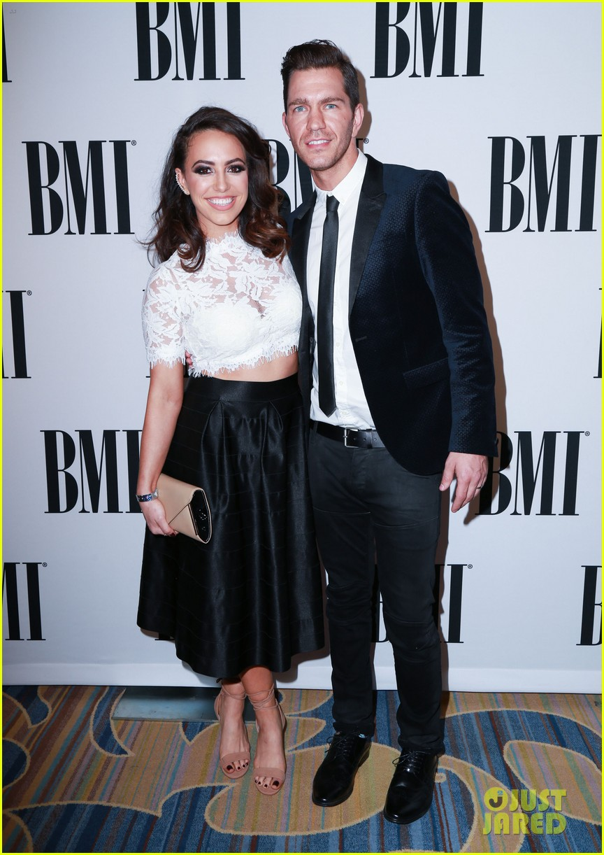 Pink Wears Pink For BMI Awards Gala 2015 with Cher Lloyd