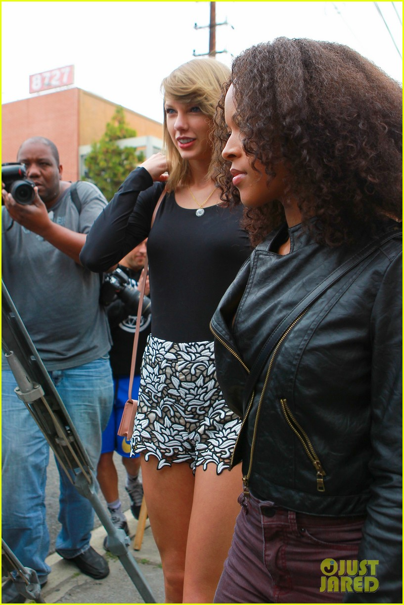 taylor swift before rock in rio 08