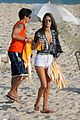 alessandra ambrosio flaunts bikini body beach vacation 37