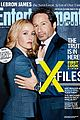 gillian anderson explains why he is wearing wig for x files 05