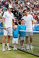 andy murray wins fourth queen club title 21