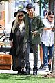 ashlee simpson evan ross tina simpson engaged lunch 18