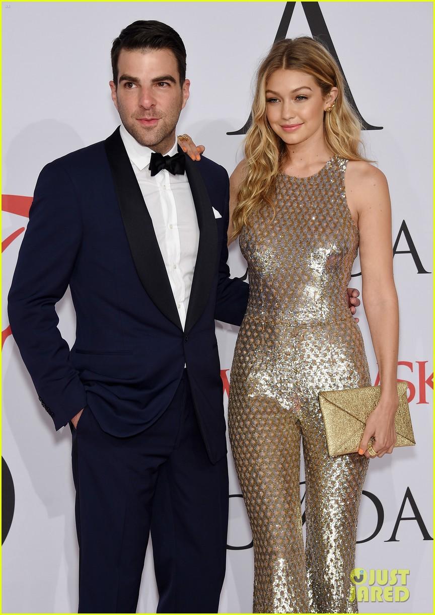 Karlie Kloss Amp Gigi Hadid Glam Up For Cfda Fashion Awards