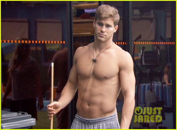 Clay Honeycutt on 'Big Brother' - Hottest Shirtless Pics So Far ...