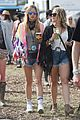 jenna coleman suki waterhouse 2015 glastonbury 10