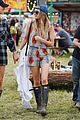 jenna coleman suki waterhouse 2015 glastonbury 23