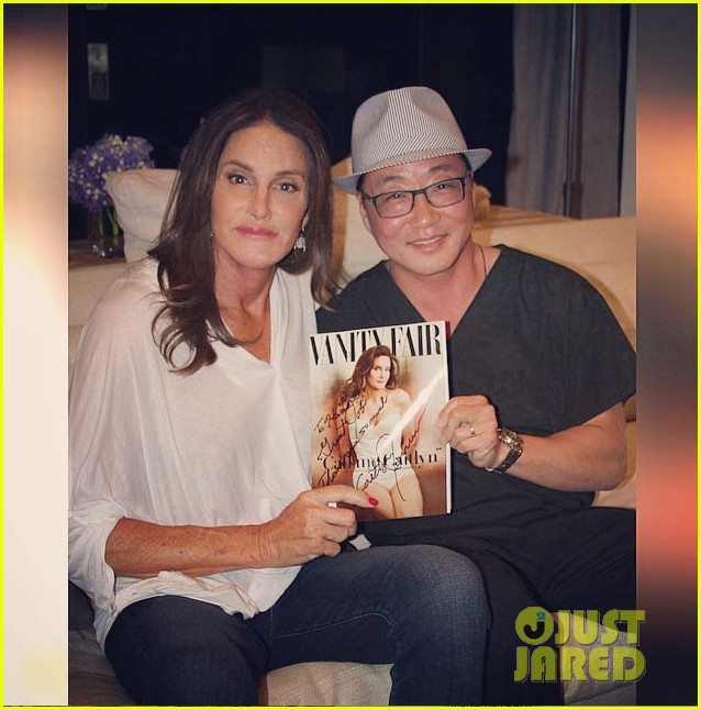 Caitlyn Jenner Makes First Public Appearance Since Transition Photo