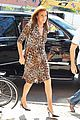 caitlyn jenner leopard print dress 08
