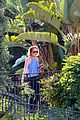 lindsay lohan monaco vacation balcony shopping 10