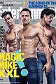 magic mike shirtless ew cover 03