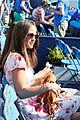 pippa middleton enjoys tennis match before charity bike ride 14
